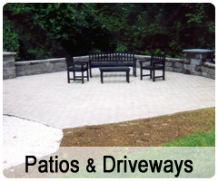 NH Patios & Driveways Installation