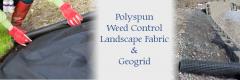 Pelham NH Polyspun Weed Control Landscape Fabric & GeoGrid