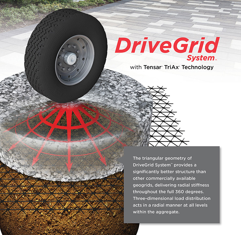 unilock drivegrid Pelham, NH Landscape Supply