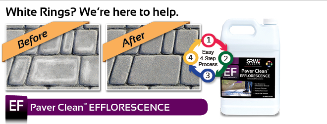 Paver Clean Efflorescence Cleaner