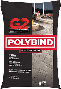 Polybind G2 Polymeric Sand for Paver Joints Pelham, NH