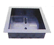 Unilock Brussels Sunset Square Fire Pit Kit Basic Insert