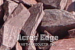 "1 1/2"" Red Slate Acres Edge, Pelham  NH Landscape & Hardscape Supply, Landscaping & Hardscaping Supplies"