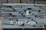 Tumbled Blue Garden Path Acres Edge, Pelham  NH Landscape & Hardscape Supply, Landscaping & Hardscaping Supplies