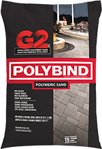 Polybind G2 sand Polymeric Sand for Paver Joints Pelham, NH